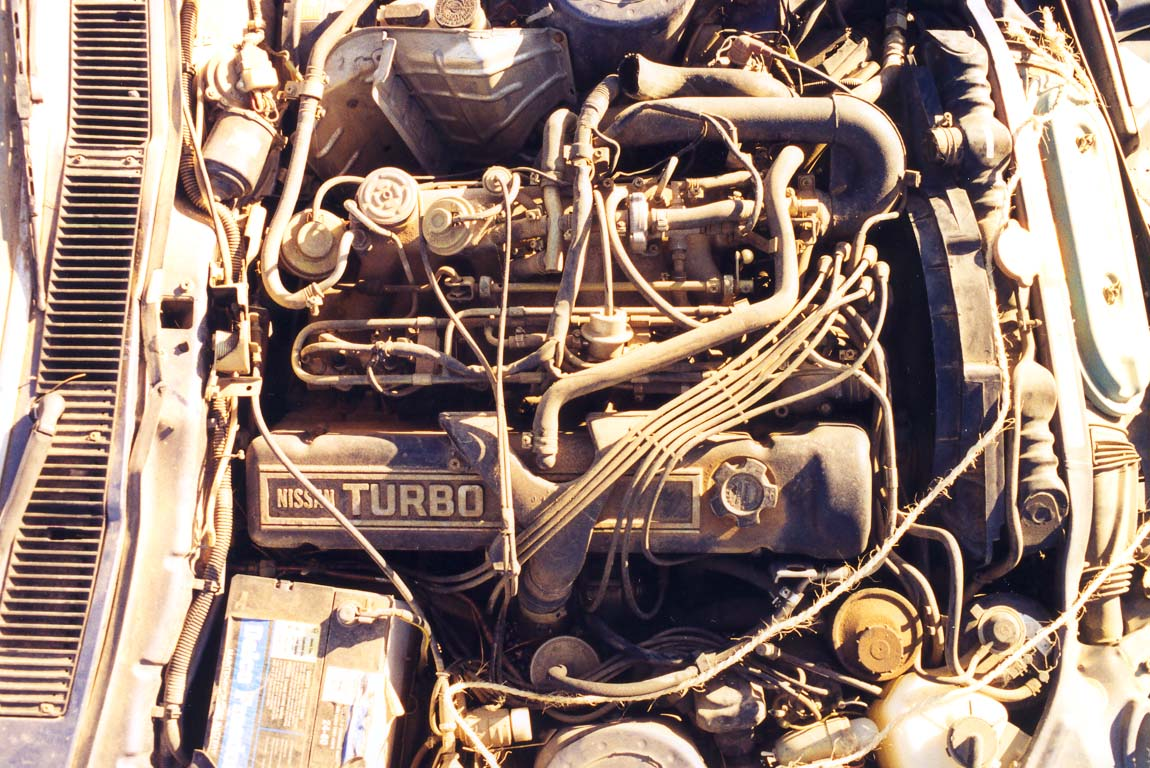 datsun nissan 280zx turbo engine swap Datsun 280Z Wiring-Diagram at 280zx Turbo Wiring Diagram